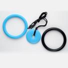 Turquoise & Onyx Teething Bling Jewelry Gift Set