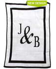 You & Me Personalized Butterscotch Blankee