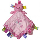 Taggies Kandy Kitty Character Blanket -
