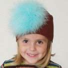 Marabou Toddler Hat