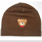 Brown Bear Boy Hat