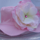 Pale Pink Rose Sun Hat