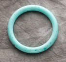 Jade Teething Bling Bangle Bracelet
