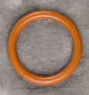 Tan Teething Bling Bangle Bracelet