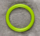 Yellow Green Teething Bling Bangle Bracelet