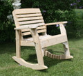 Porch Rocker, 22 inches