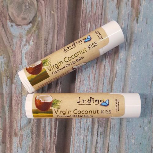 Virgin Coconut  Lip Balm - unflavored