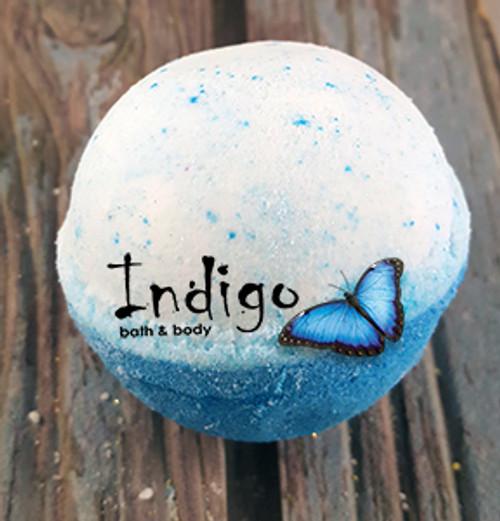 Shea Butter Bath Bombs -IND - Blue Aloe