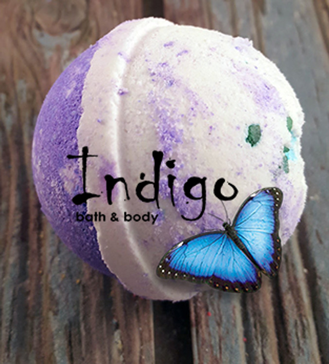 Shea Butter Bath Bombs -BB- Lavender Mint