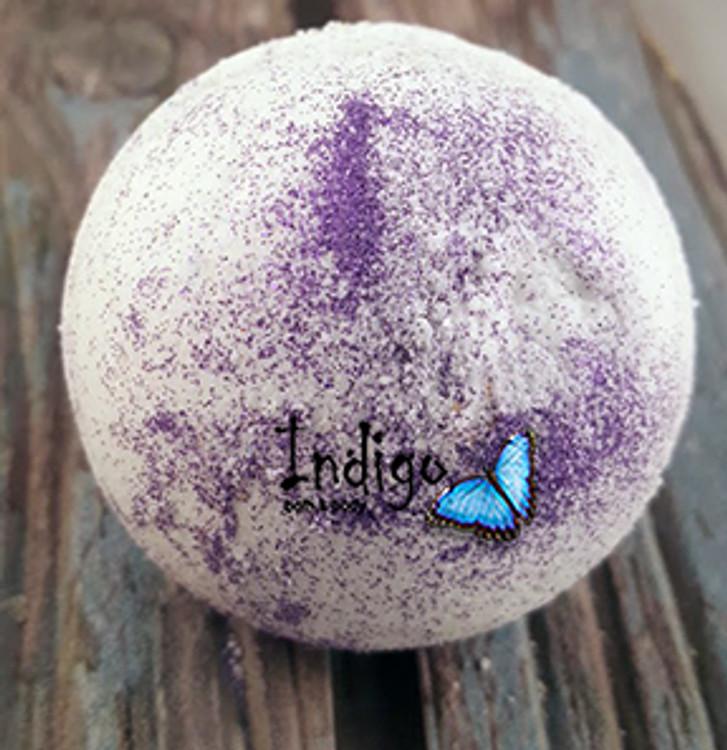 Shea Butter Bath Bombs -IND - Lavender Detox