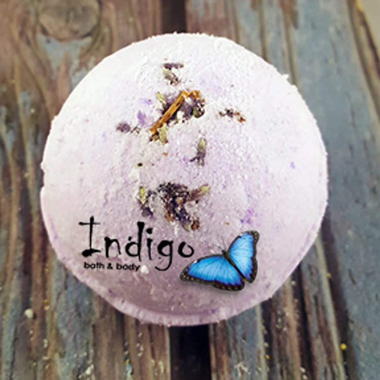 Shea Butter Bath Bombs -IND - Lullaby