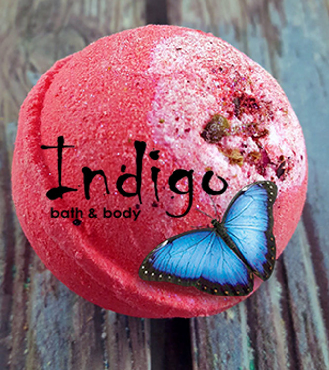 Shea Butter Bath Bombs -BB- Sugar Berry