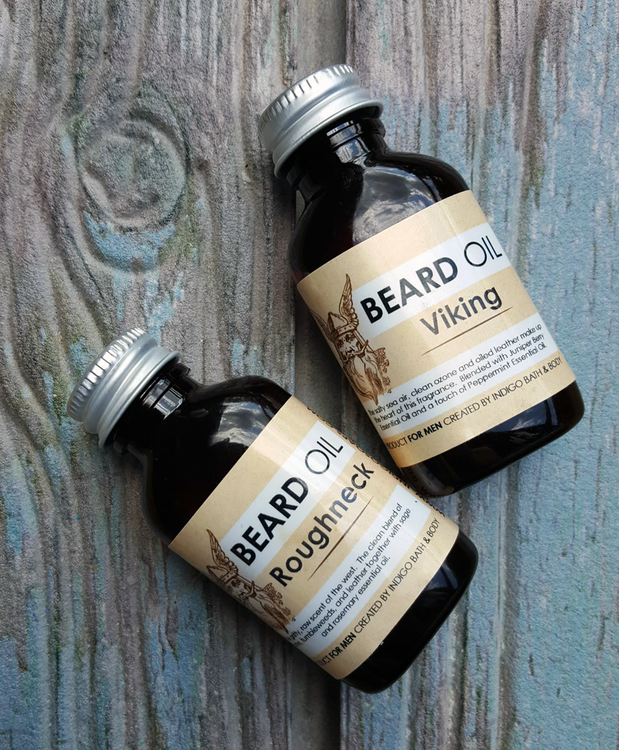 Beard Oil - Roughneck