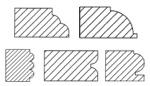 Beading Router Bit Profiles