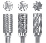 Cylinder Shape Burs With End Cut