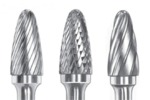 Tree Shape Burs with Radius End