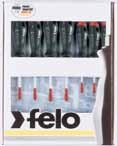 Felo Series 500 M-Tec 7 Piece Screwdriver Set