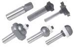 Solid Surface Router Bits