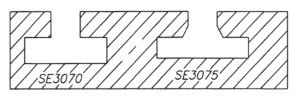 T-Slot Router Bit Cutting Profiles