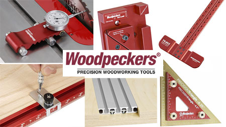 woodpeckers woodworking tools