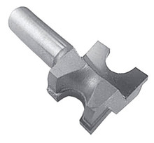 Half-Round (Bullnose) Router Bit - Carbide Tipped - Southeast Tool