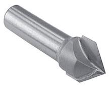 V-Groove Router Bits (90deg Angle) 45deg per side - Carbide Tipped - Southeast Tool - Southeast Tool SE1502B
