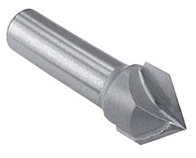 V-Groove Router Bits (90deg Angle) 45deg per side - Carbide Tipped - Southeast Tool - Southeast Tool SE1505