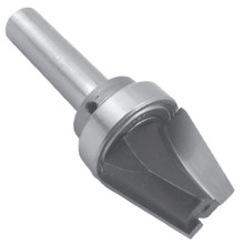 "Chamfer 14deg Router Bits for Solid Surface - 1/2"" Shank, Carbide Tipped - Southeast Tool SE2950"