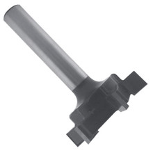 "Countertop, Surface Planer (also used as a trim bit) Router Bits - 1/2"" Shank, Carbide Tipped - Southeast Tool SE2990"