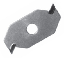 Slotting Cutters - 2 Wing (Cutters Only), Carbide Tipped - Southeast Tool - Southeast Tool SL062-2