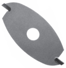 15 Wing Slot Cutter Blade for TOPMASTER Machine - Southeast Tool
