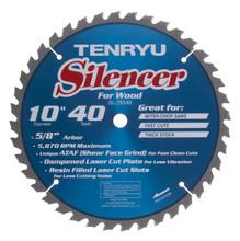 Tenryu SL-25540 - Silencer Series Saw Blade