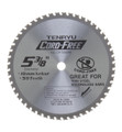 Tenryu CF-13550M - Cord Free Series Saw Blade for Mild Steel