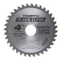 "Tenryu PC-10036 - Plastic Cutter Series Saw Blade, 4"" dia x 36T"