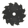 "Plunge-Cut Saw Blade, 6-1/4"" Dia, 12T, 0.087"" Kerf, 20mm Arbor, Tenryu PSW-16012CBD2"
