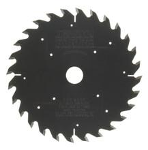 "Plunge-Cut Saw Blade, 6-1/4"" Dia, 28T, 0.087"" Kerf, 20mm Arbor, Tenryu PSW-16028CBD2"