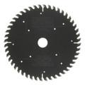 """Plunge-Cut Saw Blade, 6-1/4"""" Dia, 48T, 0.087"""" Kerf, 20mm Arbor, Tenryu PSW-16048AB2"""
