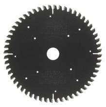 "Plunge-Cut Saw Blade, 6-1/4"" Dia, 56T, 0.087"" Kerf, 20mm Arbor, Tenryu PSA-16056D2"