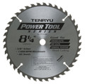 "Power Tool Saw Blade, 8-1/4"" Dia, 40T, 0.079"" Kerf - Tenryu PT-21040"