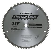 Tenryu PT-25590 - Power Tool Series Saw Blade for Miter/Slide Miter Saw
