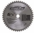 "Tenryu PRF-16048  Steel Pro Series Saw Blade 6 1/4"" dia x 48T"