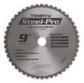 "Steel-Pro Saw Blade, 9"" Dia, 48T, 0.087"" Kerf, 1"" Arbor, Tenryu PRF-23048CBN"