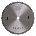 "Steel-Pro Select Saw Blade, 12"" Dia, 60T, 0.094"" Kerf, 1"" Arbor, Tenryu PRF-30560DS"