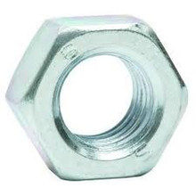 Hex Nuts, 1/2-20 Thread, 10pk, Whiteside 5020N - Whiteside 5020N