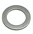 Flat Washers, 1/2 to 7/8 Dia, 5/64 Thick, 10pk, Wh - Whiteside 5088W
