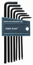Wiha 36690 - Torx Plus L-Key Long Arm 7 Pc. Set