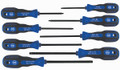 Wiha 45595 - 3K Cushion Grip Torx Screwdriver 8 Pc Set