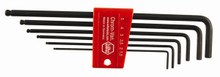 Wiha 36992 - Ball End Hex L-Key 6 Pc Set 1.5-5mm