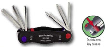 Wiha 35198 - PocketStar Fold Out Hex-Slot-Phillips 6 Pc