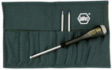 Wiha 10891 - ESD Safe Slotted / Phillips 4 Pc Set